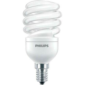 Energiatakarékos fényforrás Philips E14 12W WW
