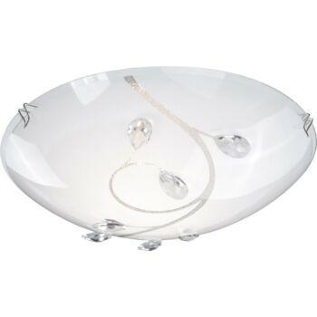 BURGUNDY - Globo-40404-1 - Mennyezet lámpa